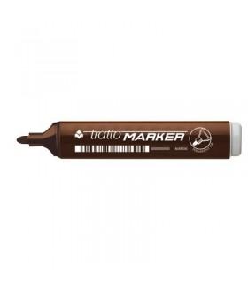Tratto Marker punta tonda conf. da 10 pz.