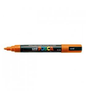 Uniposca PC-5M colore arancio chiaro