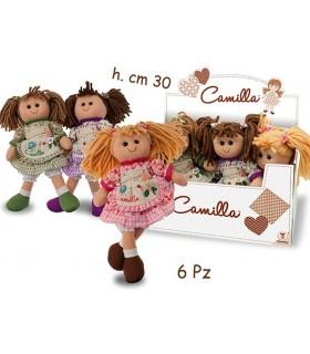 Bambola Vintage Camilla H. 30 cm