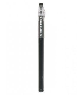 Penna Cancellabile Pilot Kleer 0.7 mm  colore Nero