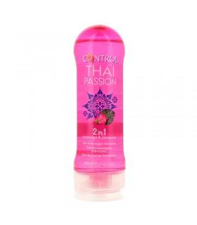 Control Gel Massage  Thai Passion 2in1 200 ml