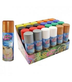 Spray per Capelli Party Fun da 100 ml colori assortiti