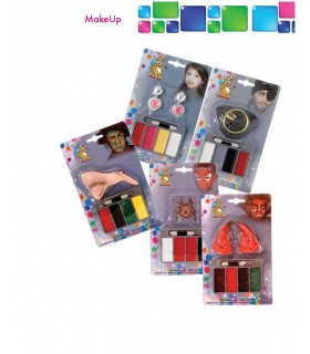 Kit Make Up con Accessorio Disponibile in 3 modelli