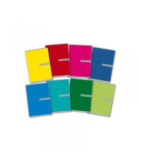 Maxi Quaderno Color Club rig. 1R con margine 80 pagine conf. 10 pz. colori assortiti