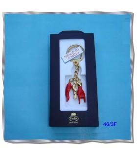 Corno singolo Predan  in scatola da regalo