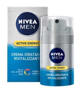 Nivea For Man Crema Viso Rivitalizzante 50 ml