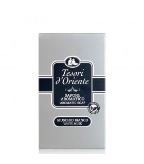 Sapone Aromatico Tesori D'oriente Muschio Bianco 150 g