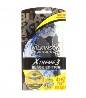 Rasoio Wilkinson Xtreme 3 Lame conf. 6  pz.