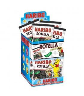 HARIBO ROTELLA 40 GR. ESPOSITORE DA 30 BUSTINE