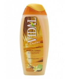 Docciashampoo Vidal 250 ml. Arancia e Lime