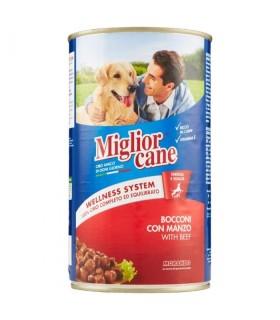 Bocconi Miglior Cane Manzo 1250 gr