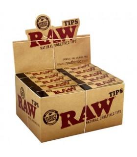 Filtro in Carta Naturale Raw per coni conf. 50 libretti da 32 cartoncini