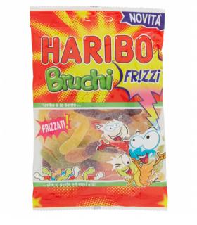 BUSTINE HARIBO BRUCHI FRIZZI ALLA FRUTTA 90 G