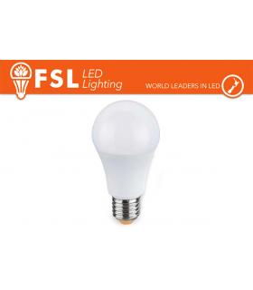 Lampadina LED FSL Bulbo grande E27 Potenza 11 Watt Resa 75 Watt