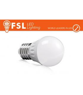 Lampadina LED FSL Bulbo grande E27 Potenza 5.5 Watt Resa 40 Watt