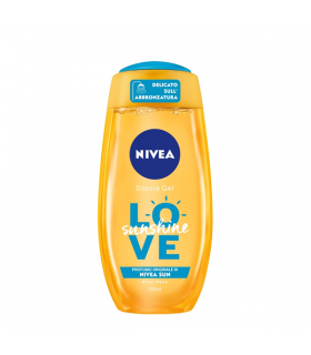 Nivea Doccia Gel Love Sunshine 250 ml