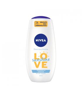 Nivea Doccia Gel Love Sunshine  Cocco 250 ml