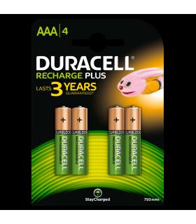 Duracell Ministilo 750 mAh blister 4 pz.