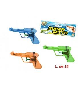 Pistola ad Acqua cm 15 colori assortiti