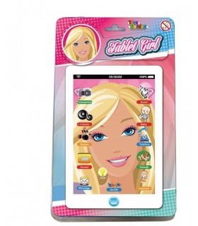 Tablet Pad girl con Varie Funzioni