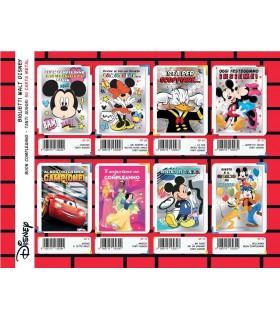 Biglietto Marpimar Complenno Walt Disney conf. 12 pz. assortiti