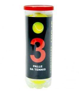 Set 3 Palline da Tennis