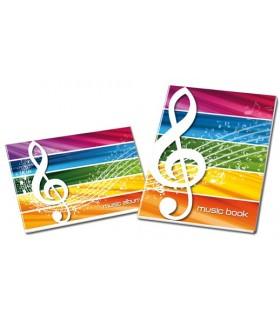 Album musica grande conf. 10 pz.
