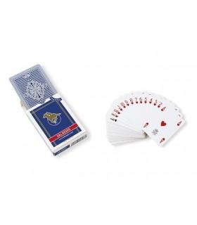 Poker San Siro Dal Negro A1 in plastica Mazzo Blu