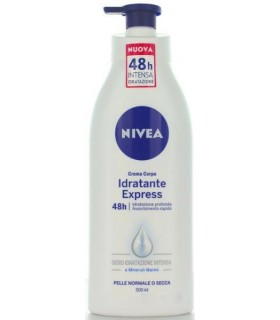 Crema Corpo Nivea Idratante per pelle normale o secca 500ml