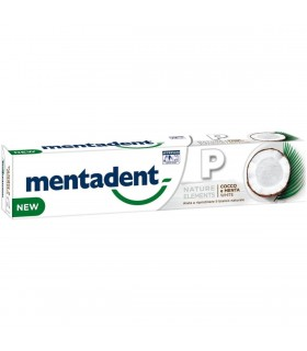 Dentifricio Mentadent P Cocco&Menta 75 ml