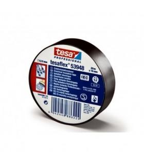Nastro isolante Tesa 15x10 conf. da 10 pz.colore nero
