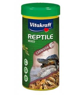 Mangime Vitakraft reptile Carnivor per Tartarughe 250 ml