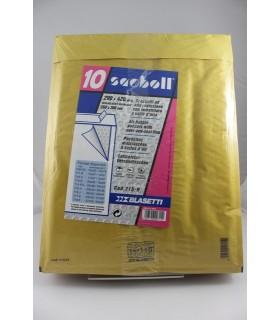 Buste imbottite cod.715-H misura utile 260 x 360mm conf. 10 pz.