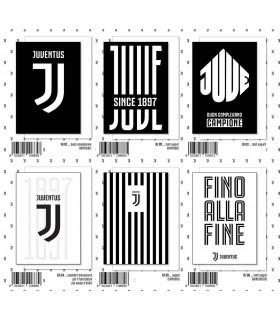 Biglietto Marpimar Compleanno FC Juventus conf. 12 pz. assortiti