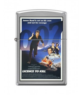 Zippo James Bond License to Kill