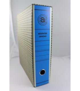 Raccoglitore universale dorso 8cm blu