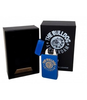 Accendino Elettronico  THE BULLDOG Plasma Blu