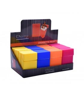 Copripacchetto Champ in Silicone conf. 20 pz. assortito con 4 colori