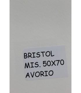 Bristol Favini misura 50x70 gr.200 avorio