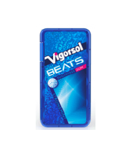 VIGORSOL BEATS STRONG MINT ASTUCCIO PZ.12