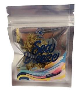 Infiorescenze Femminili di Cannabis Sativa Sea Breeze Bustina da 1 g