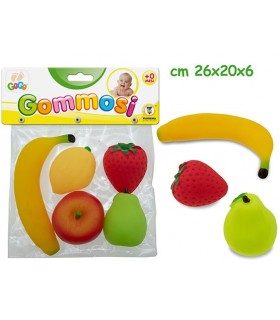 Gommosi Frutta blister 5 pz.