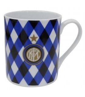 Tazza Inter in ceramica confezionata in scatola da regalo
