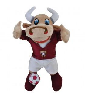 Peluche Mascotte FC Torino H.24 cm