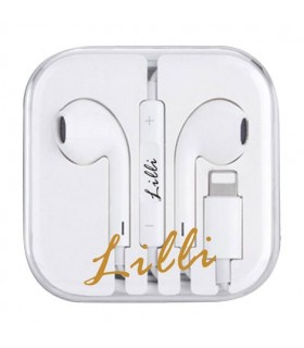 Auricolari Lighting Bluetooth Lilli