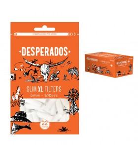 Filtri Desperados Slim XL in Bustina conf. 30 pz.