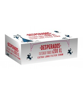Tubi Desperados XL Long da 200 conf. 5 pz.
