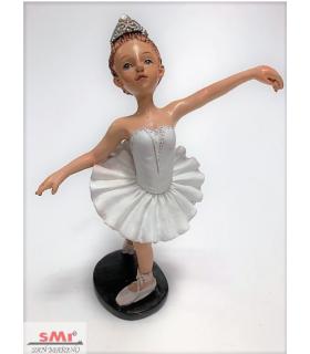 """Caricatura Mestieri """"La Ballerina"""" H.15 cm"""