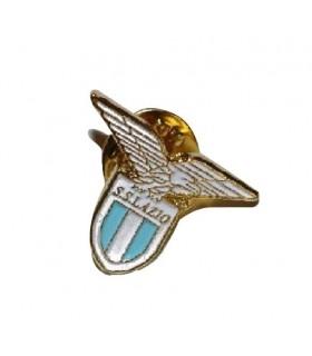Distintivo Logo SS Lazio Dorato in metallo