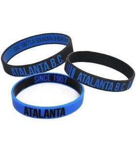 Set Tris Braccialetti Atalanta